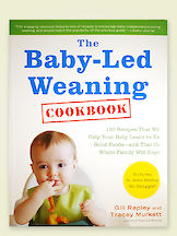 Baby-Led weaning-cookbook