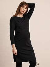 Imetysmekko AO. Dress Black